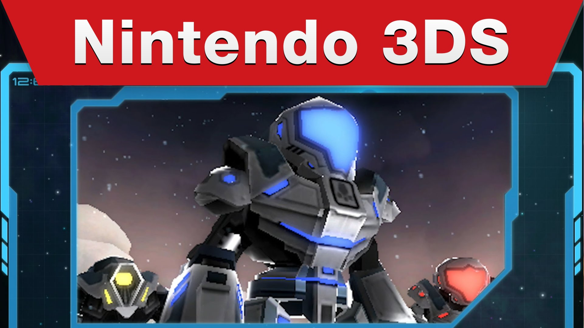 Metroid Prime: Federation Force - Project Golem Trailer