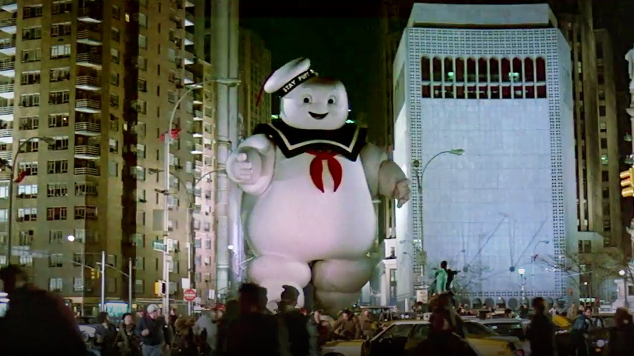 Ghostbusters & Ghostbusters 2 - FREE on Crackle