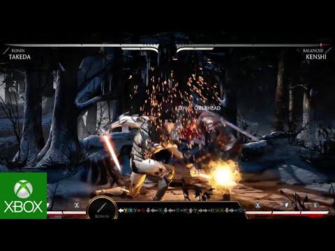 Mortal Kombat X : Kombat Class - Takeda