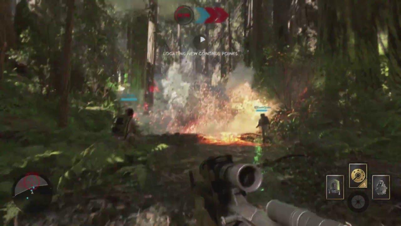 Star Wars Battlefront: New Hoth Map Trailer