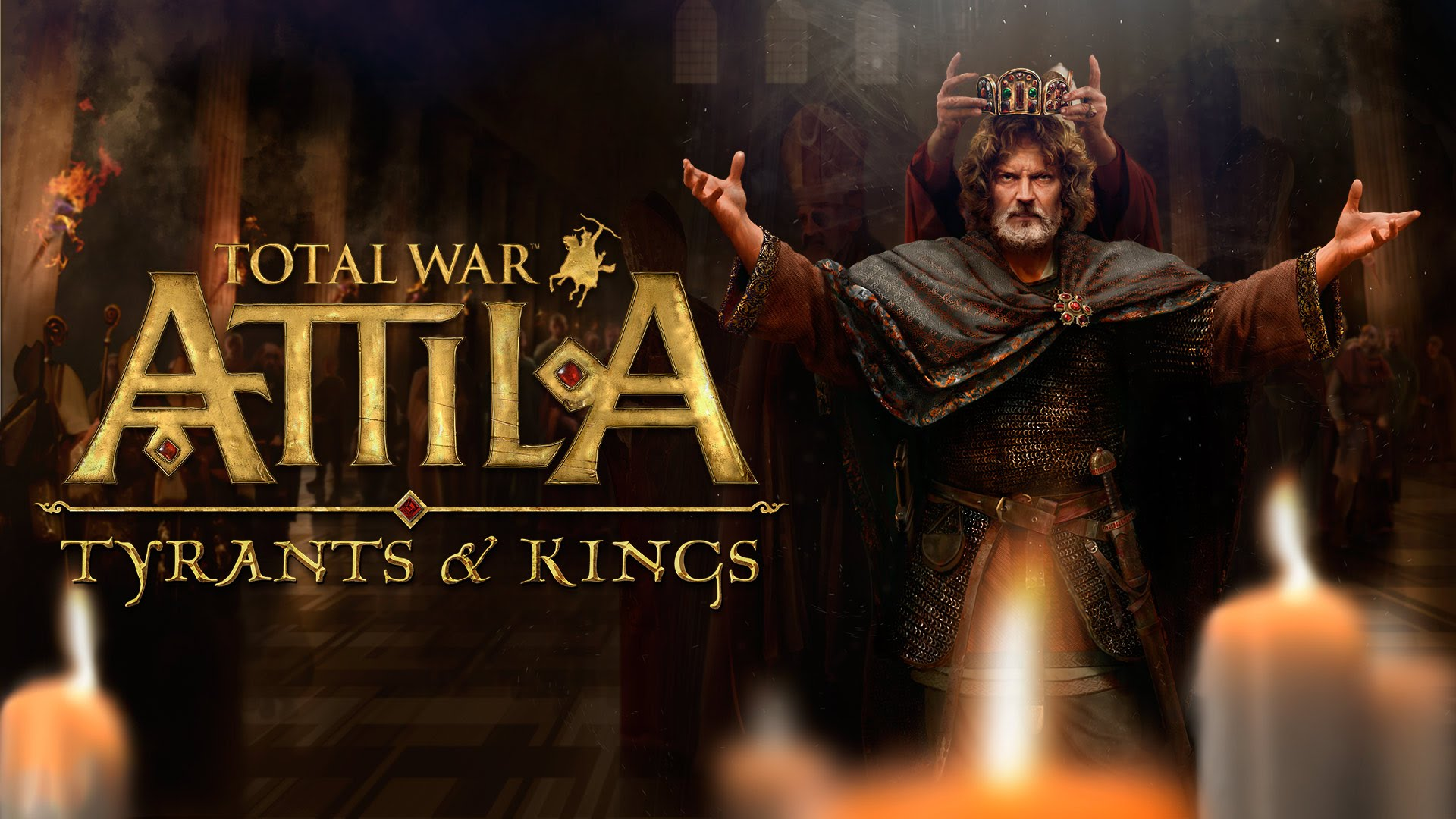 Total War: ATTILA – Tyrants and Kings Edition – Official Trailer