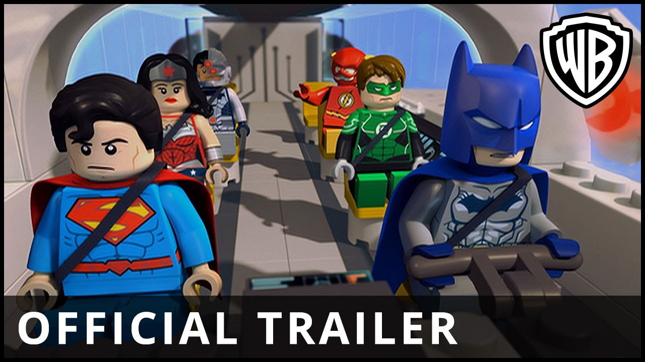 LEGO DC Justice League: Cosmic Clash – Official Trailer