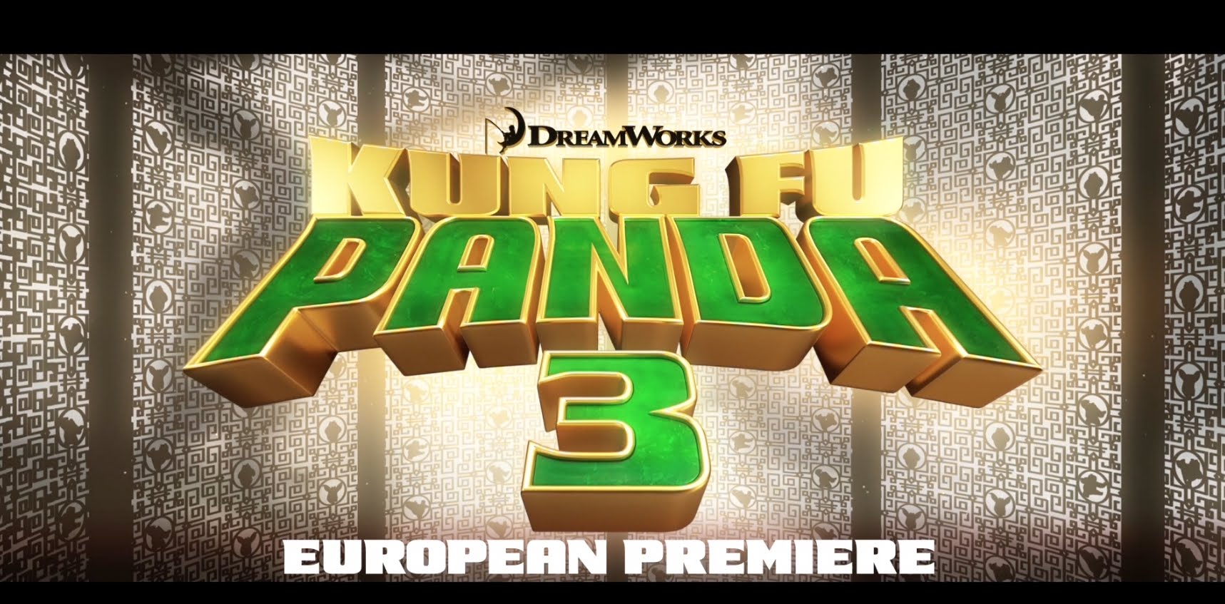 Kung Fu Panda 3 | European Premiere | Official HD 2016