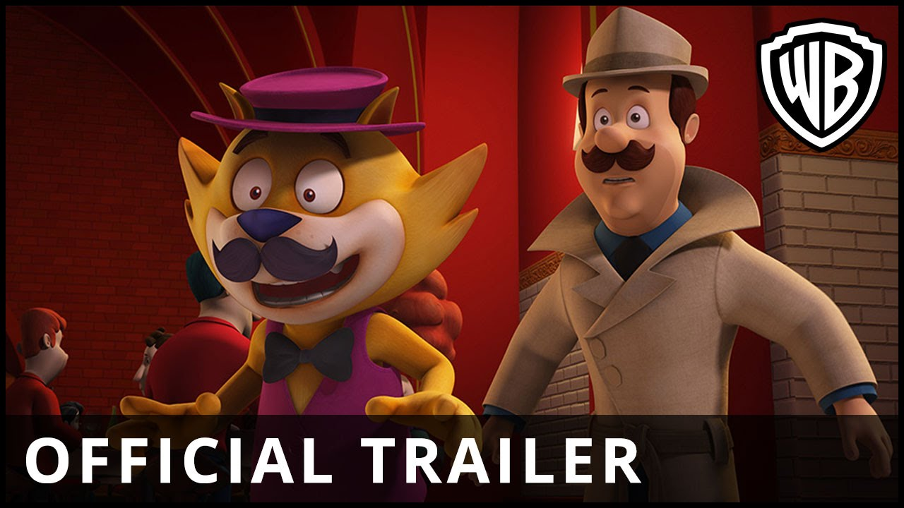 Top Cat Begins – Official Trailer