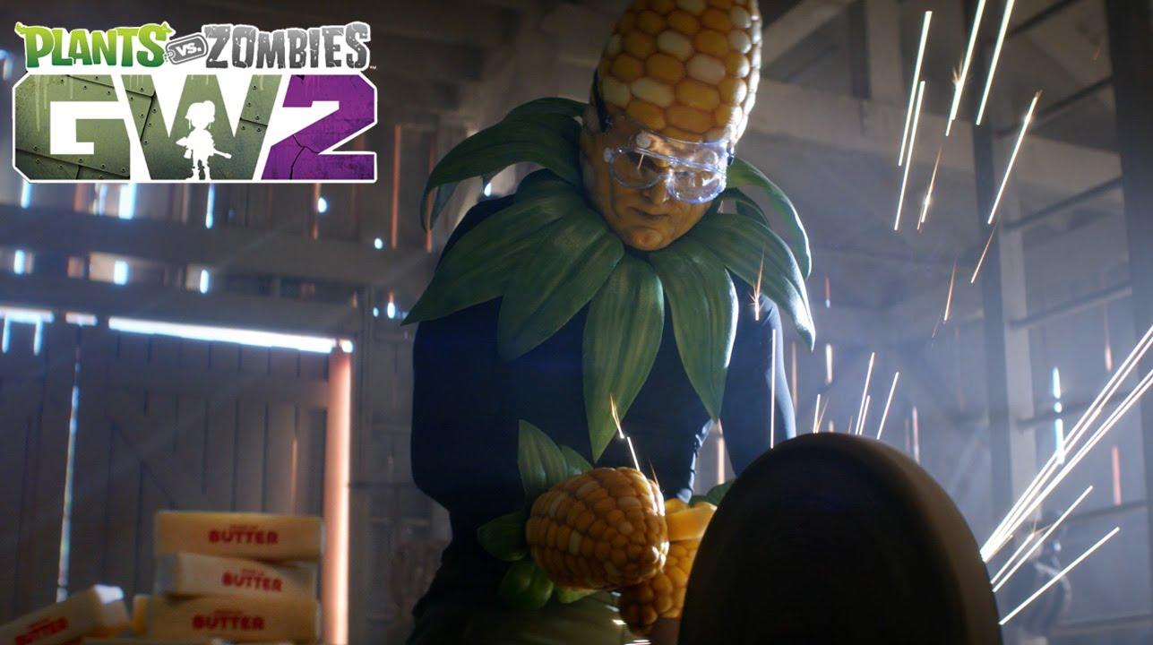 Plants vs. Zombies Garden Warfare 2: Ein Job für Major Mais