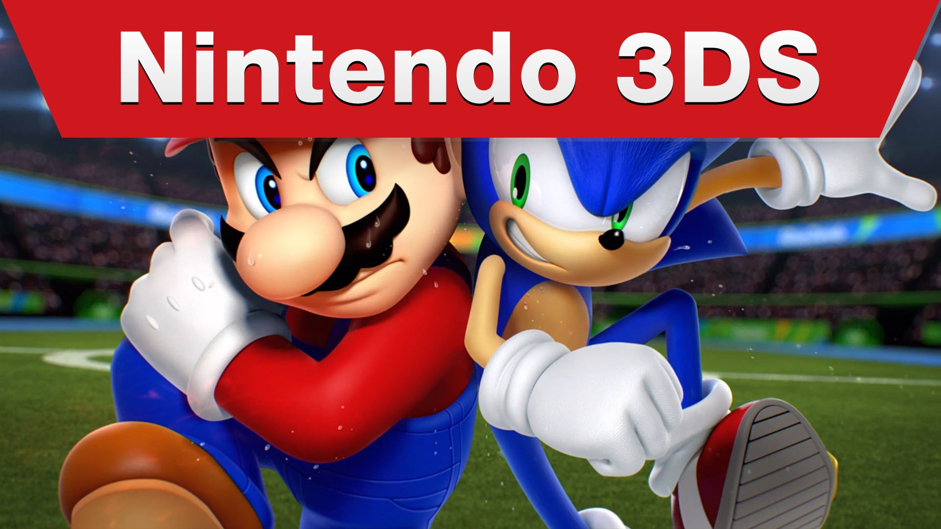 Mario & Sonic at the Rio 2016 Olympic Games - Mario & Sonic Are Going for the Gold!