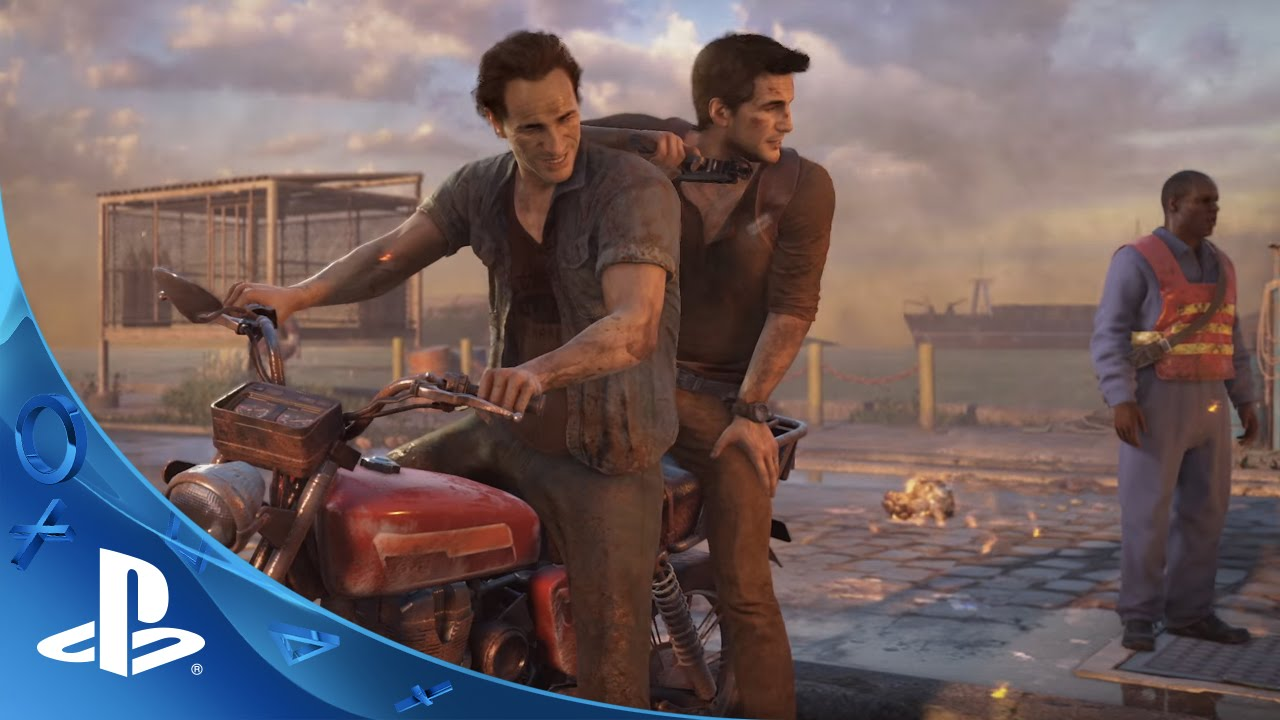 UNCHARTED 4: A Thief's End - The Making of Teaser Trailer