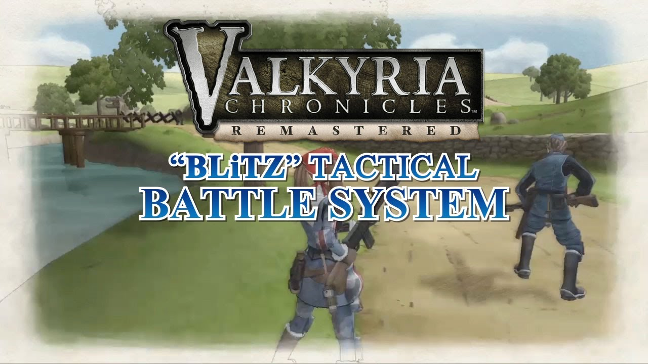 Valkyria Chronicles Remastered | Battle Systems Trailer