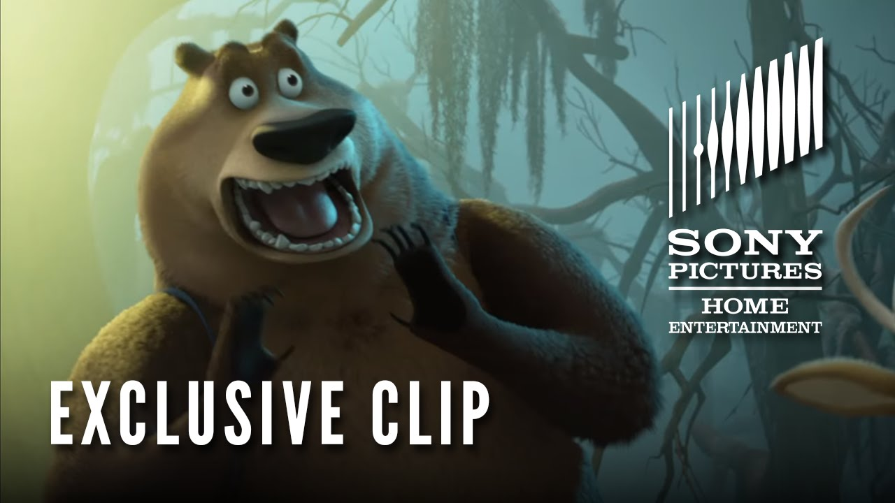 Open Season Scared Silly - Exclusive Clip