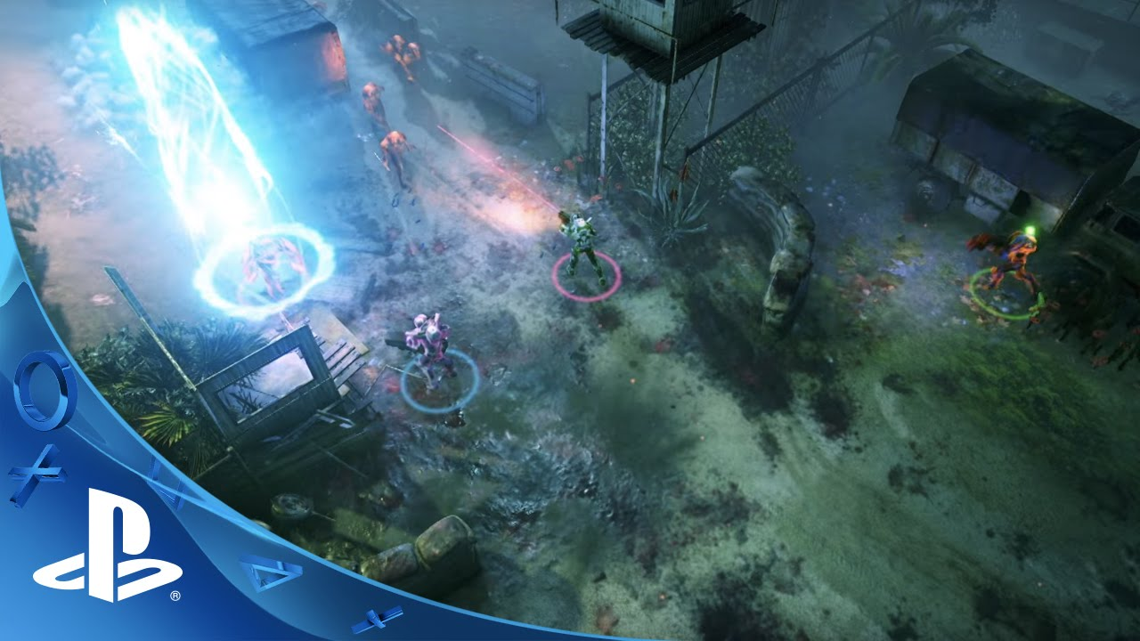Alienation - Gameplay Trailer