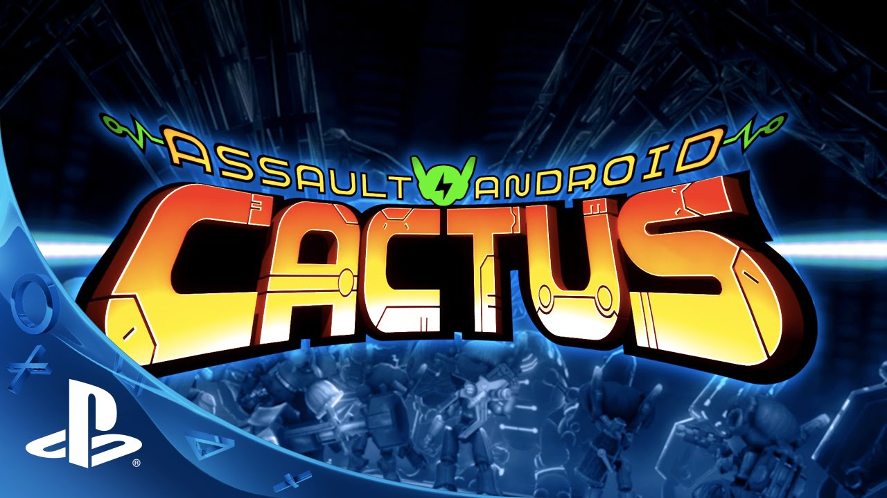 Assault Android Cactus - Release Trailer