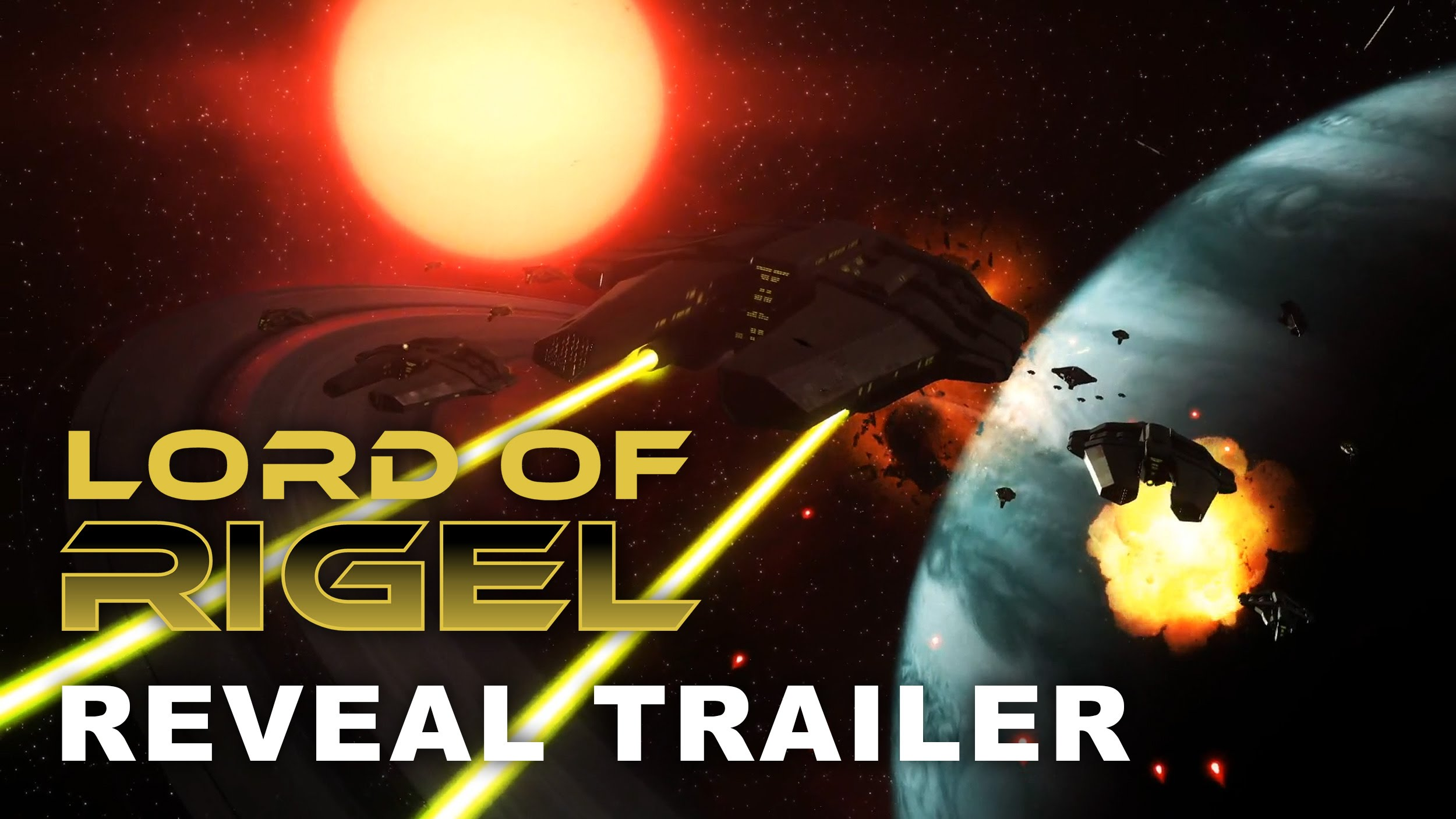 Lord of Rigel - Reveal Trailer