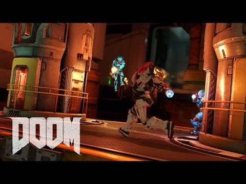 DOOM – Official Multiplayer Trailer