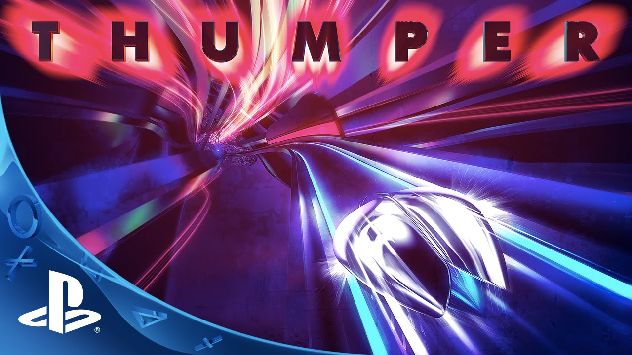 Thumper - Rhythm Hell Trailer