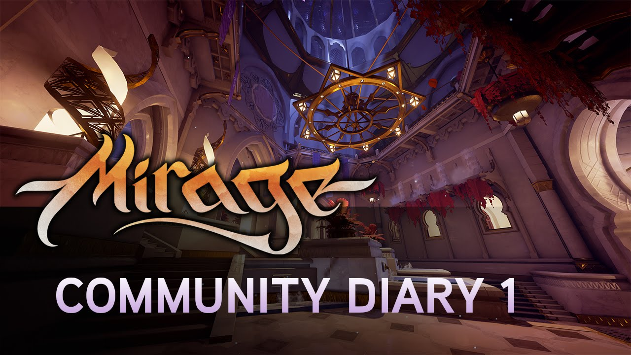 Mirage: Arcane Warfare - Community Diary 1