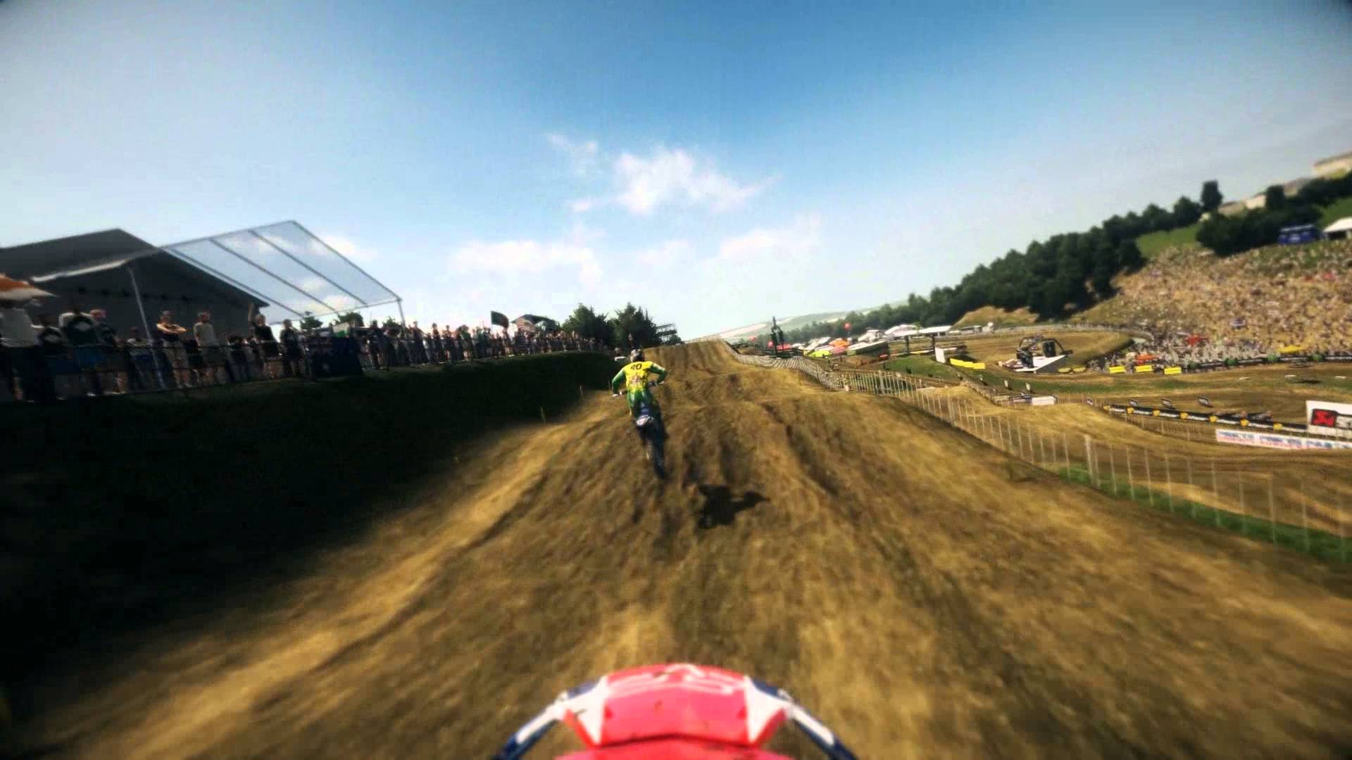 MXGP2 Motocross of Nations UK Trailer