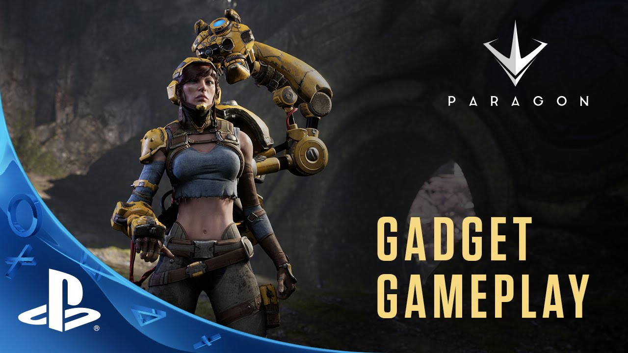 Paragon - Gadget Gameplay Highlights