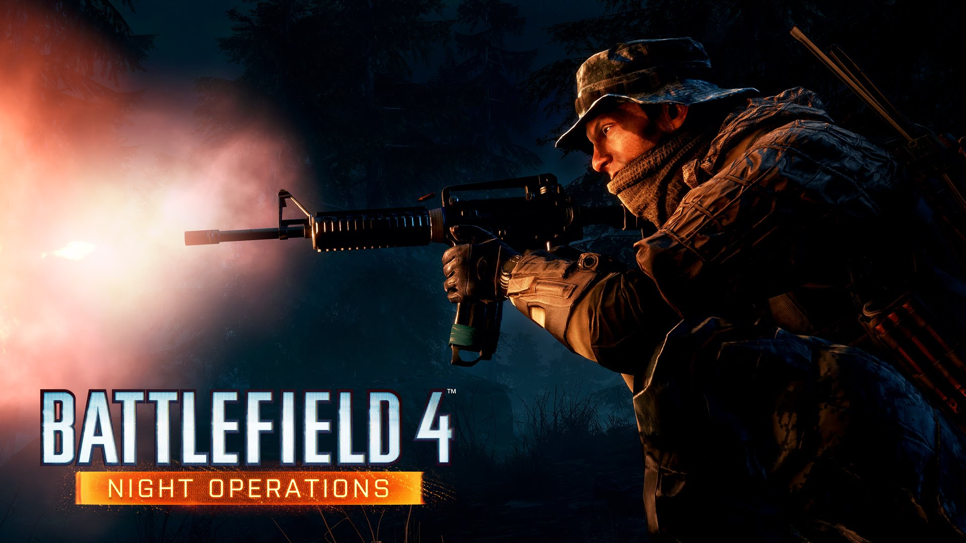 Battlefield 4 Night Operations Cinematic Trailer