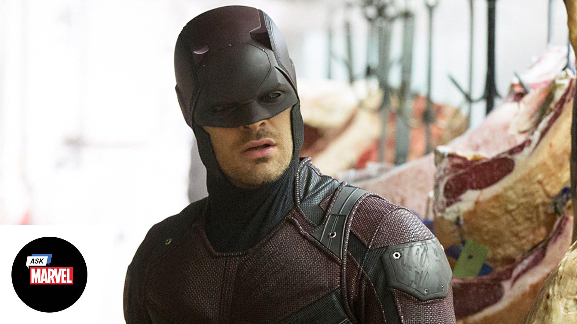 Ask Marvel: Daredevil Cast
