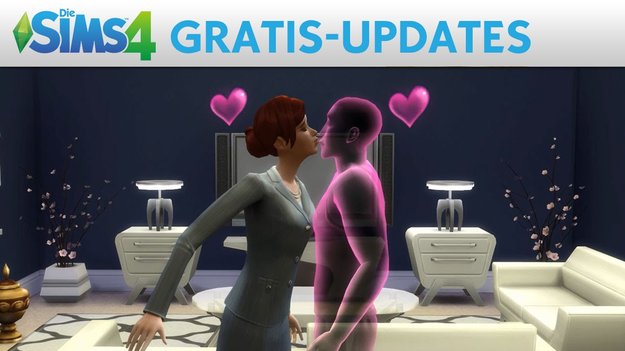 Die Sims 4: Gratis-Updates Feature-Video