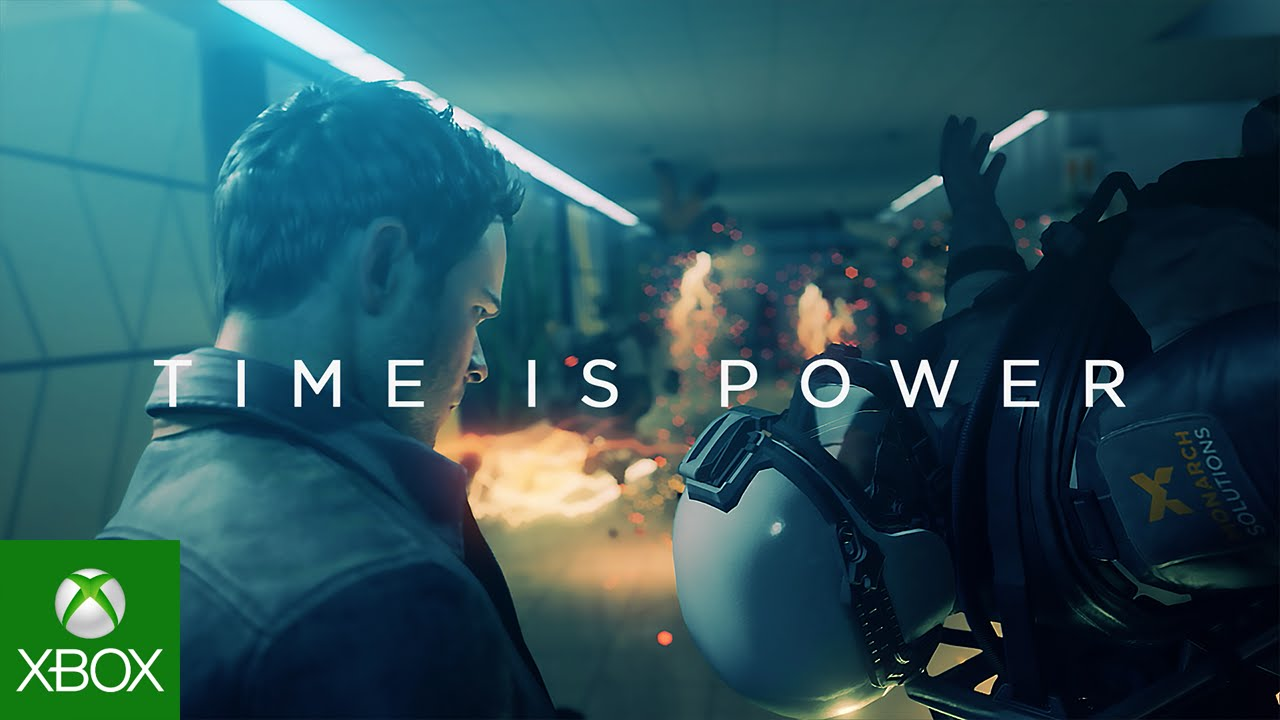 Quantum Break Cinematic Trailer – Nirvana: Come As You Are (cover)