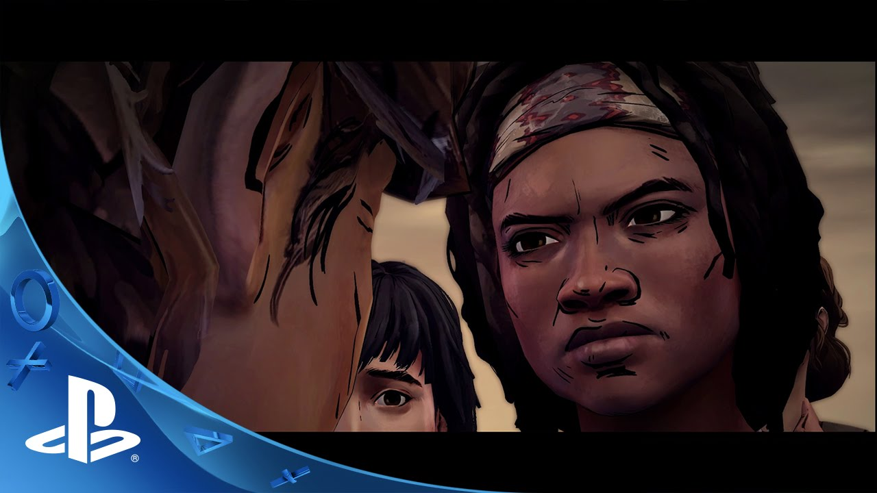 The Walking Dead: Michonne – Episode 1:  Your Choices Trailer