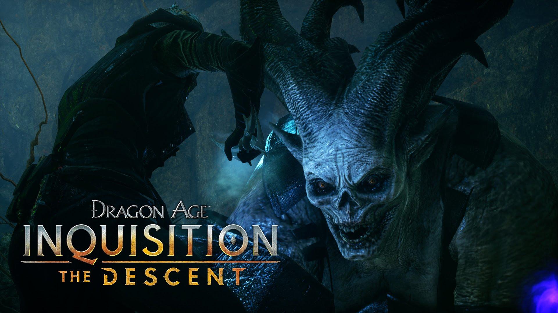 DRAGON AGE™: INQUISITION Offizieller Trailer – Der Abstieg (DLC)