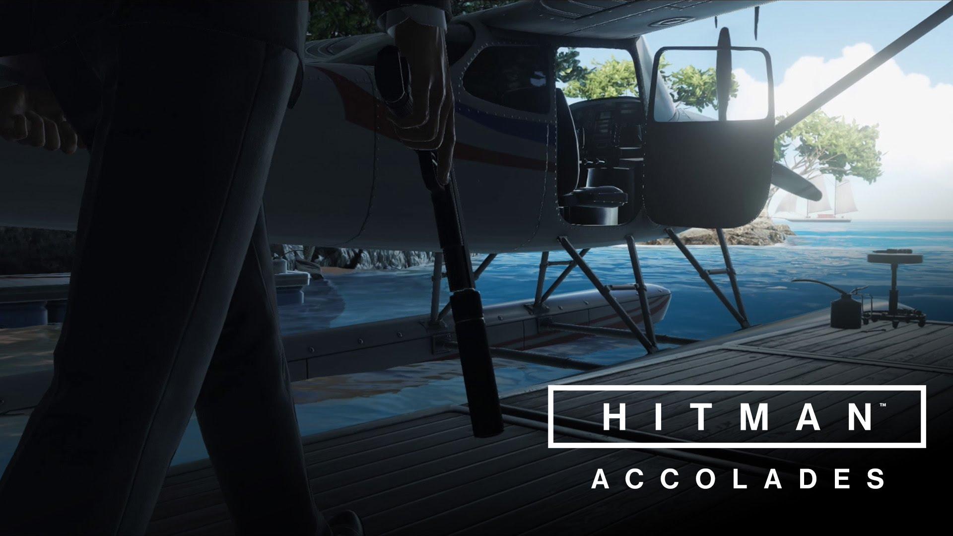 HITMAN - Accolades