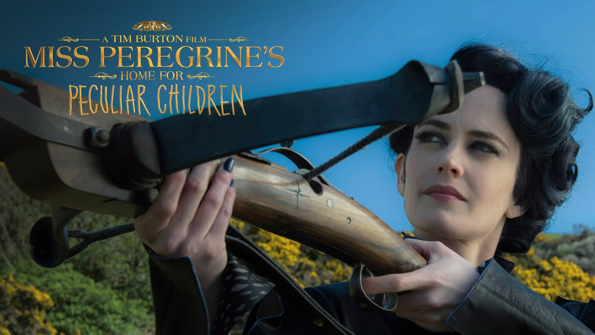 Miss Peregrine's Home For Peculiar Children | Official HD Trailer #1