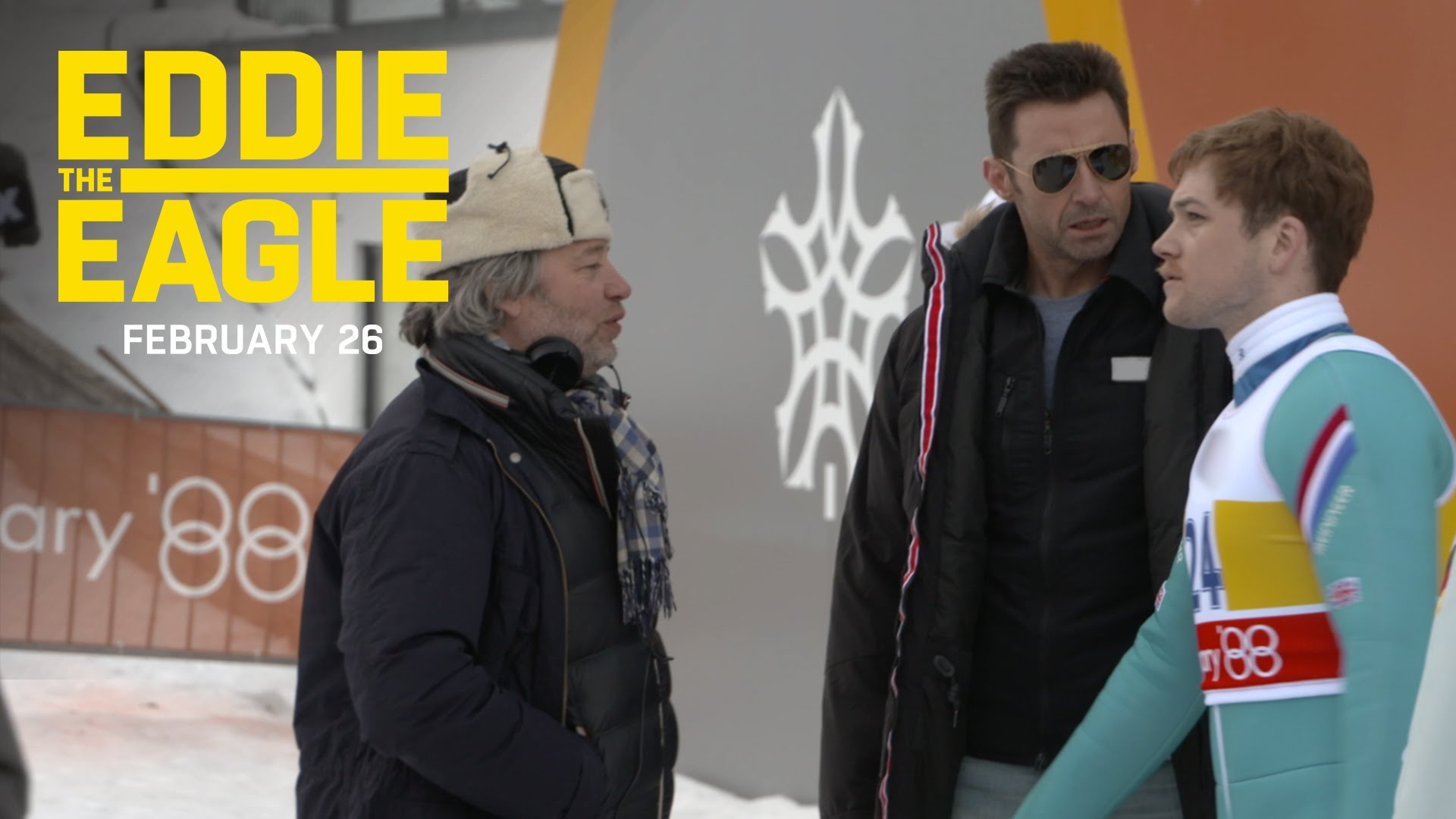 "Eddie the Eagle | ""Rising Star"" Featurette"