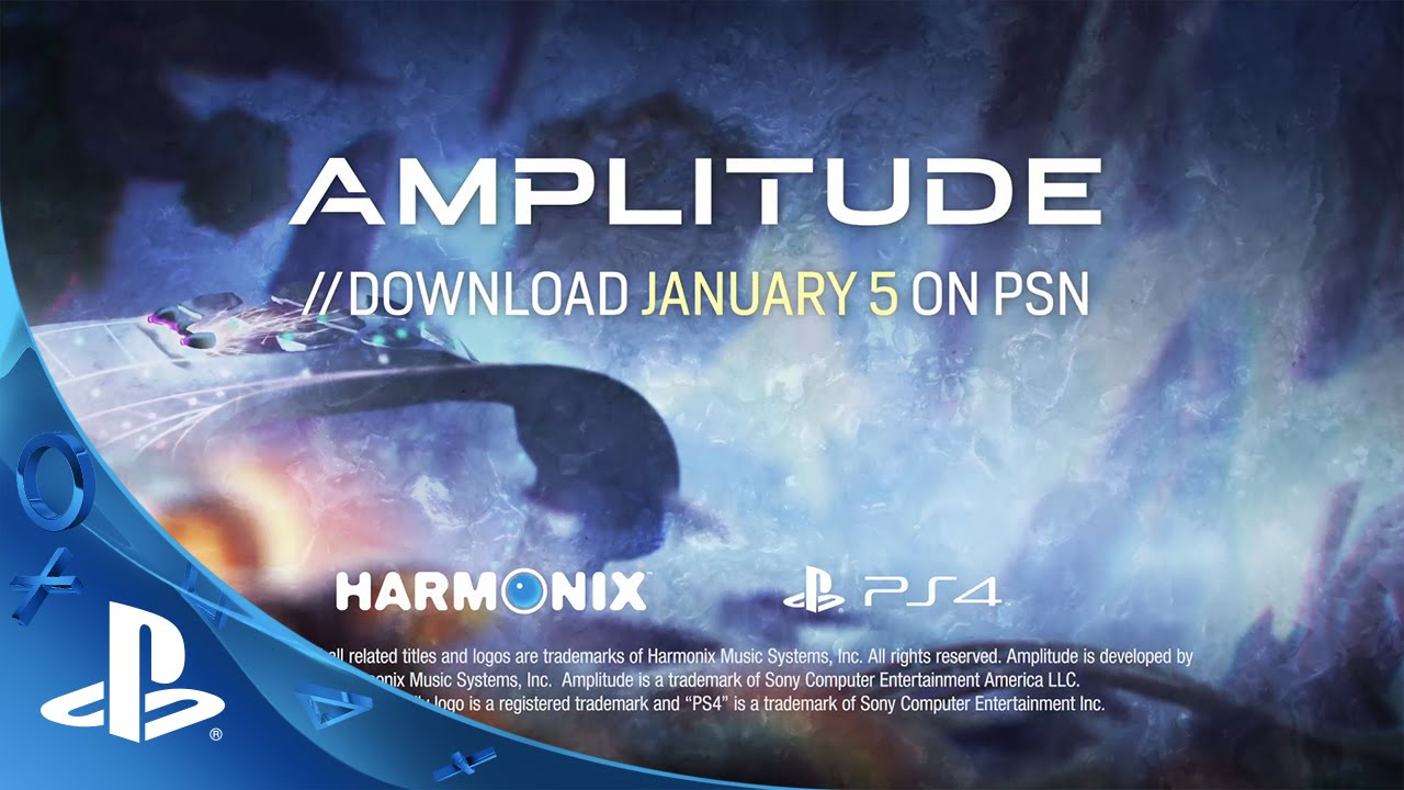 Amplitude - Launch Trailer