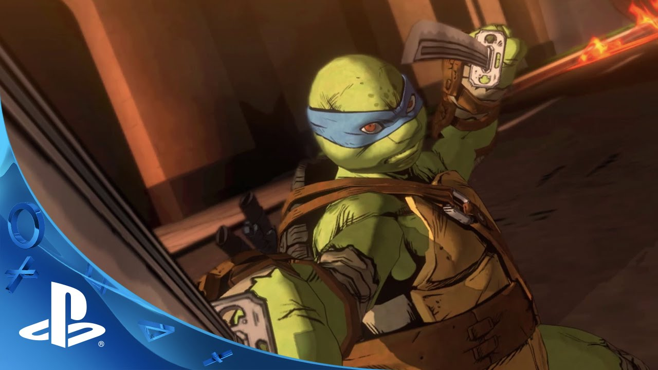 Teenage Mutant Ninja Turtles: Mutants in Manhattan - Gameplay Trailer