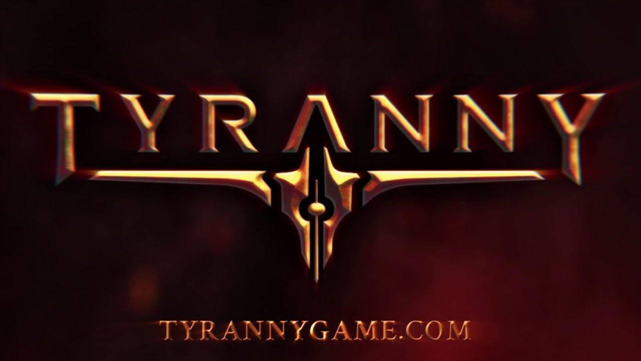 Tyranny - Announcement Teaser Trailer