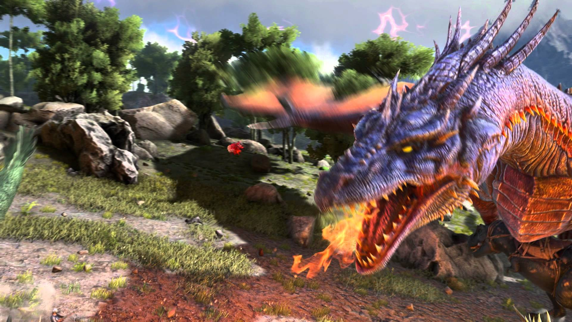 ARK: Survival of the Fittest Free To Play Launch Trailer!