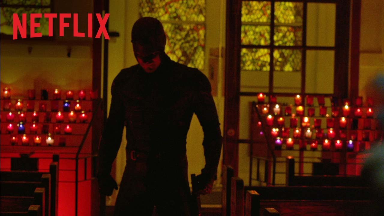 Marvel's Daredevil - Season 2 - Daredevil & The Punisher Featurette