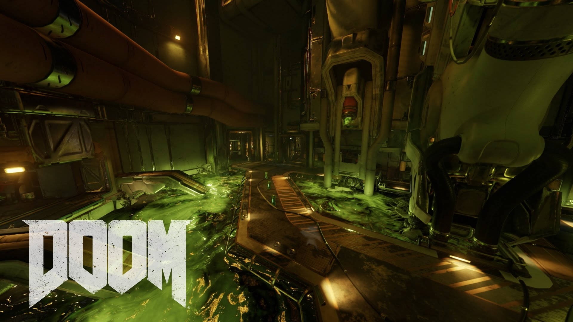 DOOM – Multiplayer Maps Explored