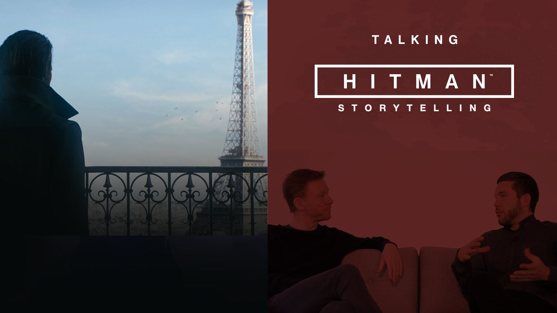 Talking HITMAN: Storytelling
