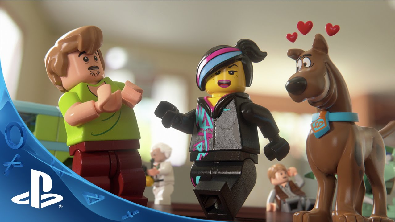 LEGO Dimensions - Launch Trailer