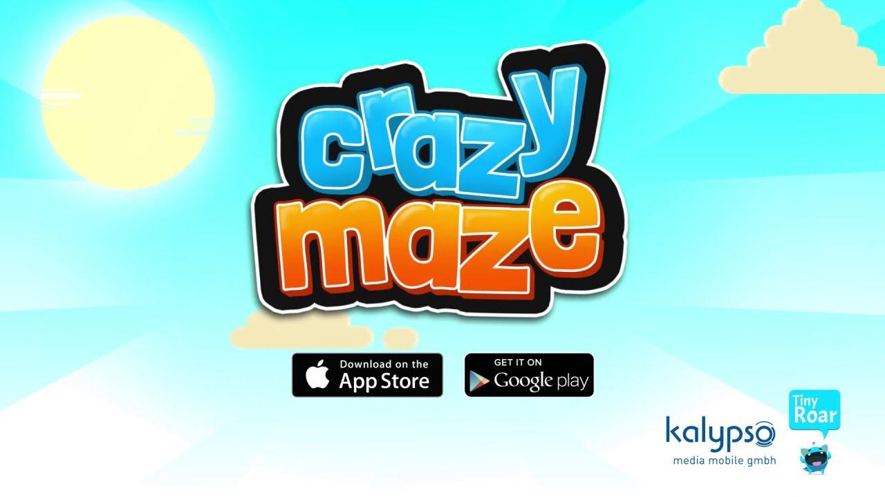Crazy Maze - Trailer