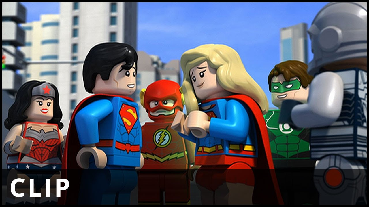 LEGO DC Justice League: Cosmic Clash – Introduction Clip
