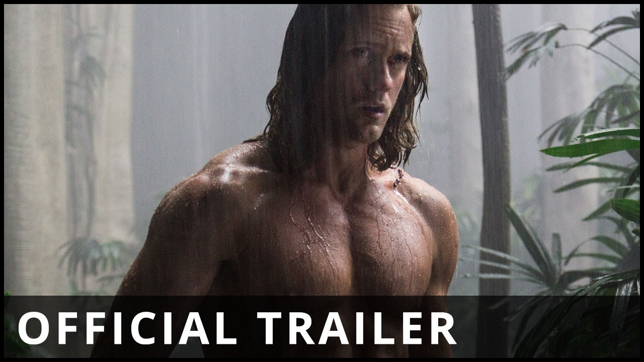 The Legend of Tarzan – Official Trailer