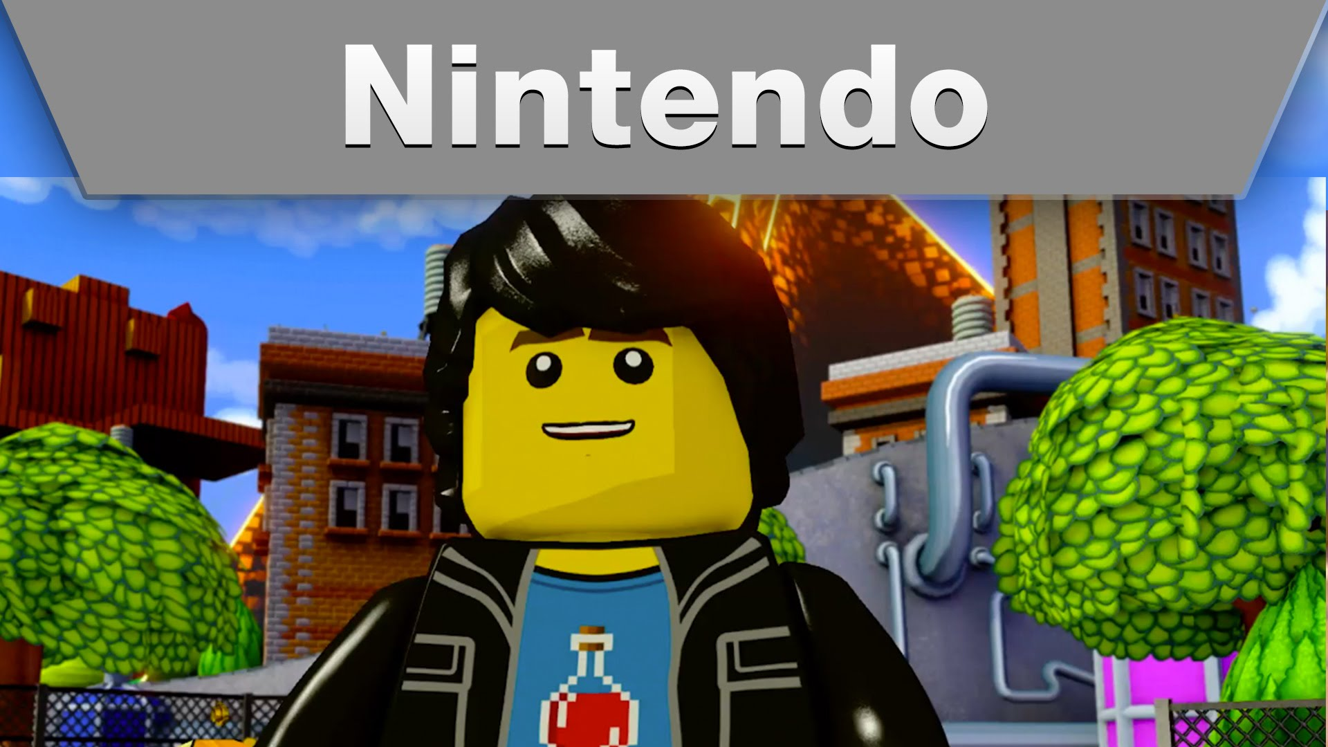 LEGO Dimensions: Midway Arcade Trailer