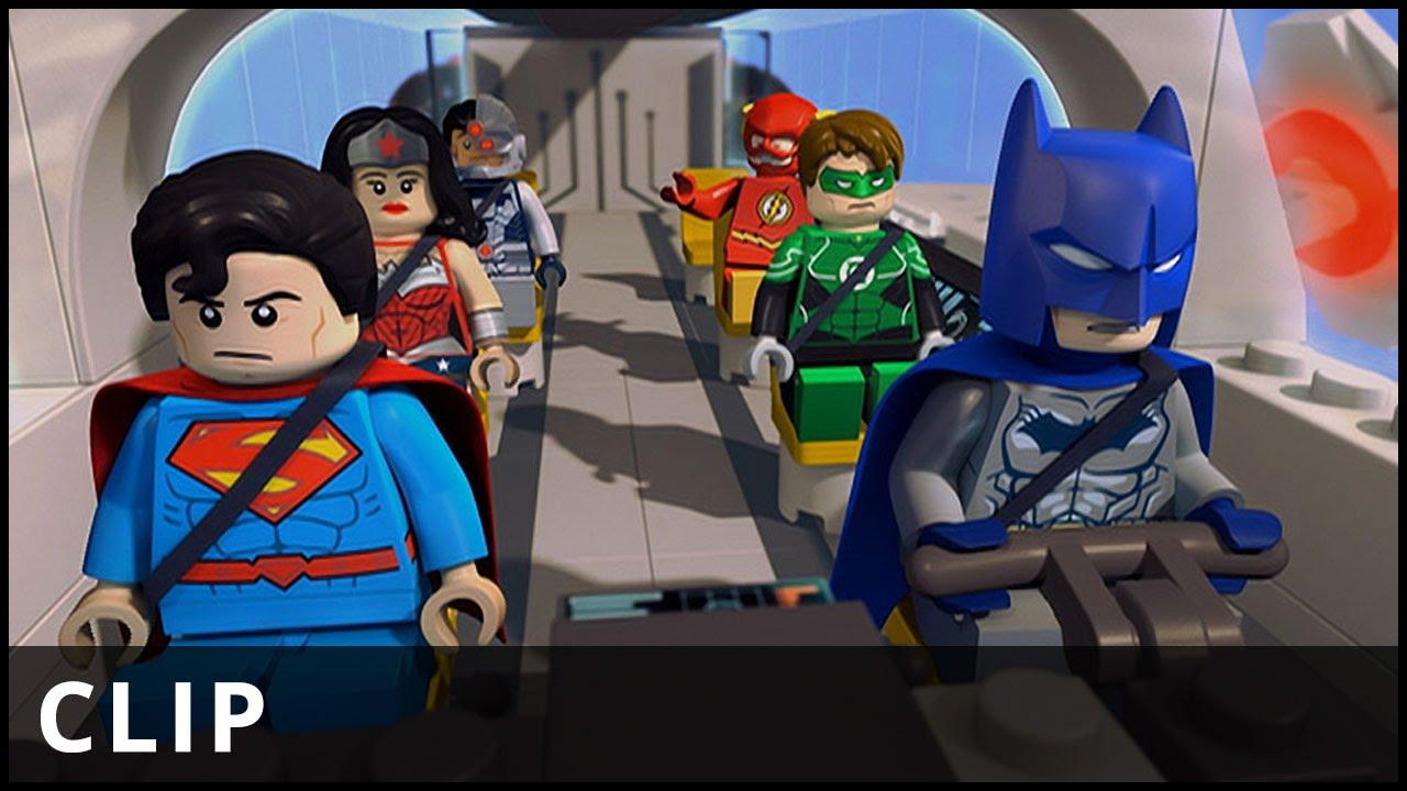 LEGO DC Justice League: Cosmic Clash – Buckle Up Clip