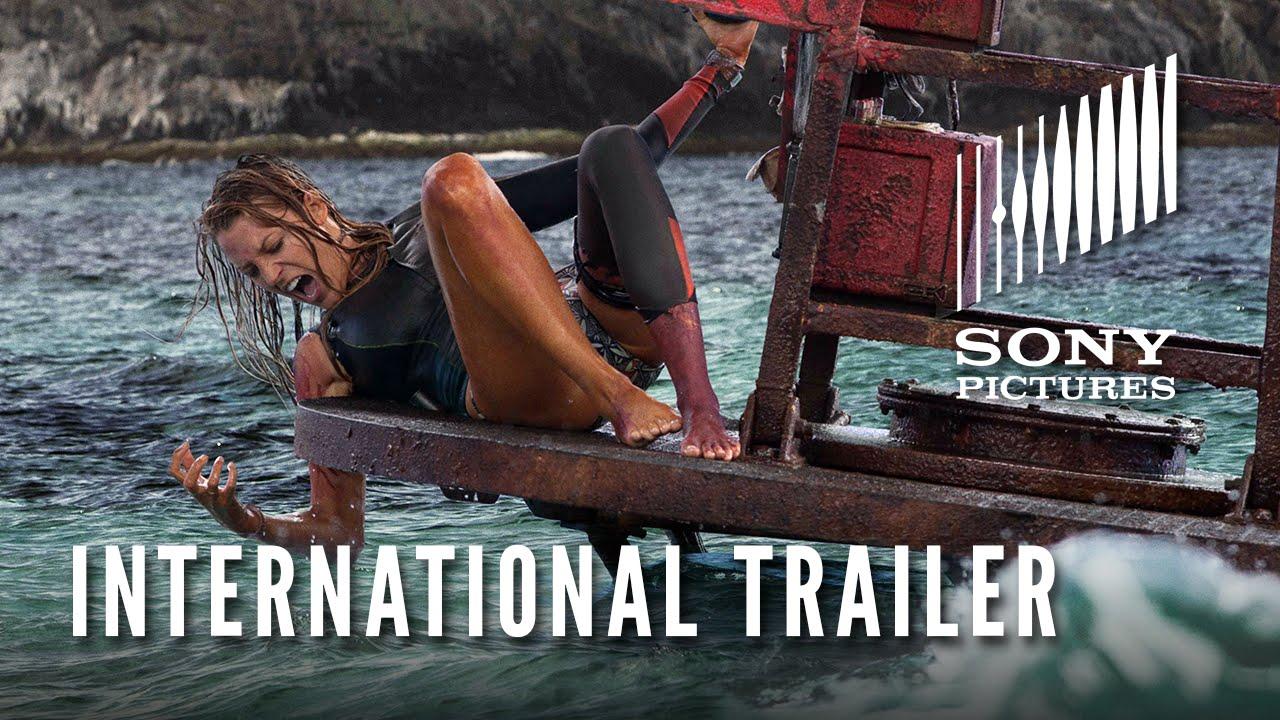 The Shallows - International Teaser Trailer