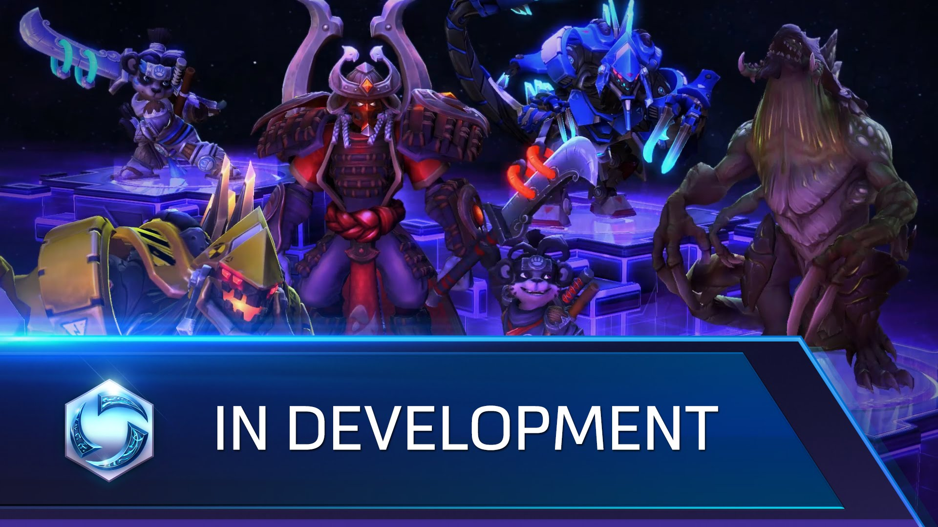 Heroes of the Storm - In Development – Dehaka, Shogun Artanis, and more!