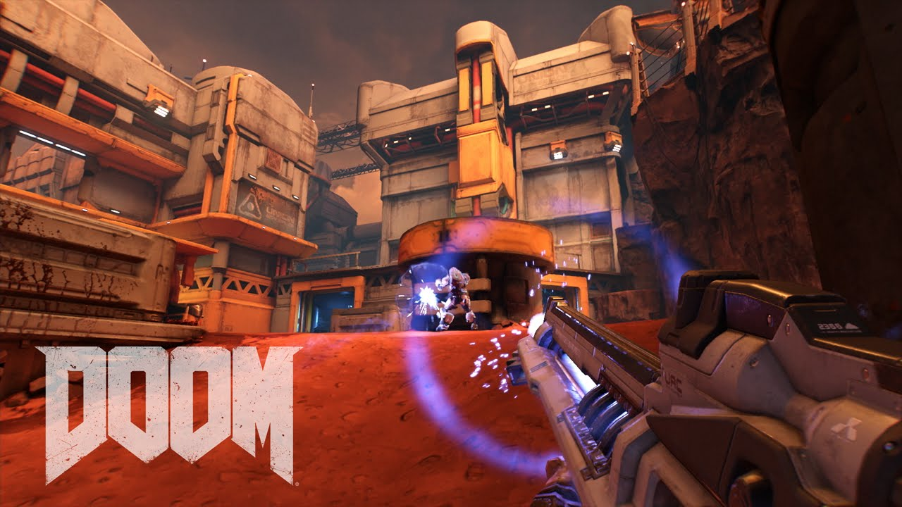DOOM – Multiplayer Modes Revealed
