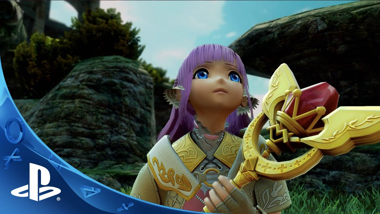 STAR OCEAN: Integrity and Faithlessness Story Trailer