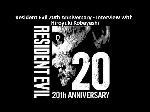 Resident Evil 20th Anniversary - Interview with Hiroyuki Kobayashi