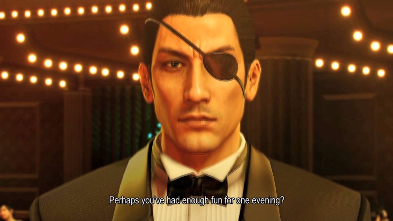 Yakuza 0 | Gameplay trailer
