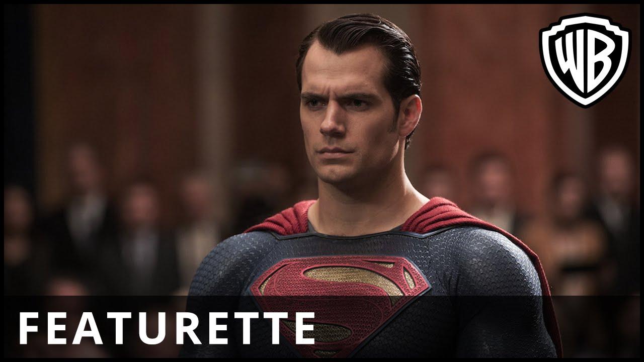Batman v Superman: Dawn Of Justice – Superman Featurette